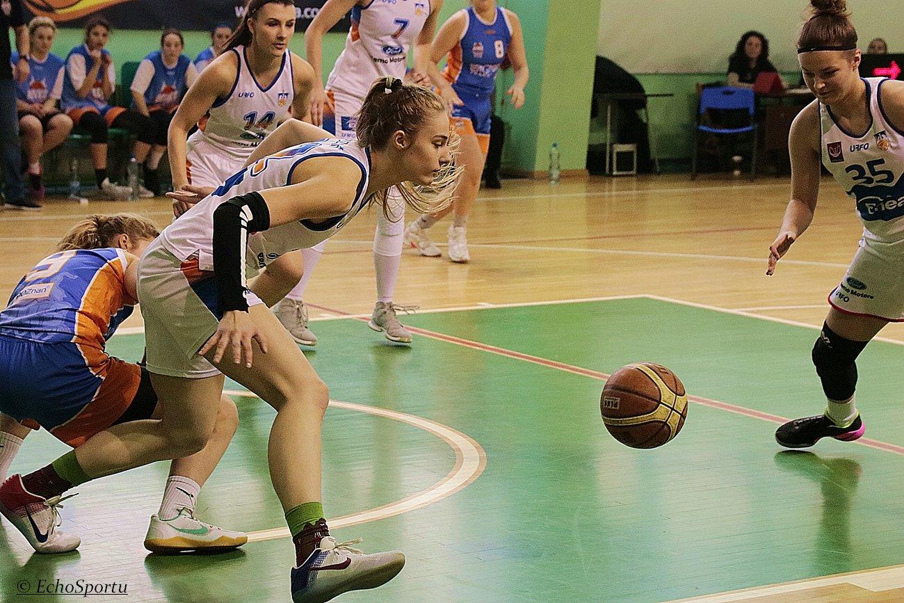 koszykówka kobiet Poznań