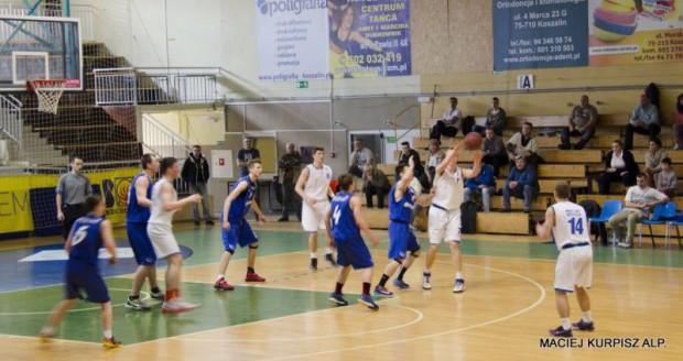 fot. Biofarm Basket Junior Poznań