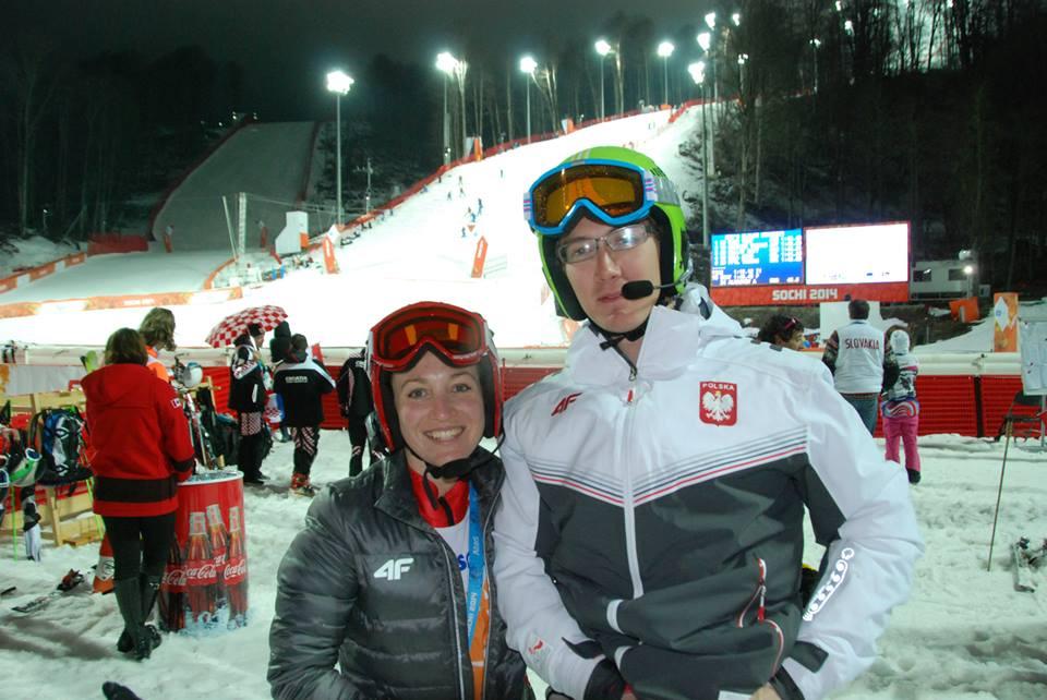 Anna Ogarzyńska i Maciej Krężel - facebook.com/startpoznanpolska
