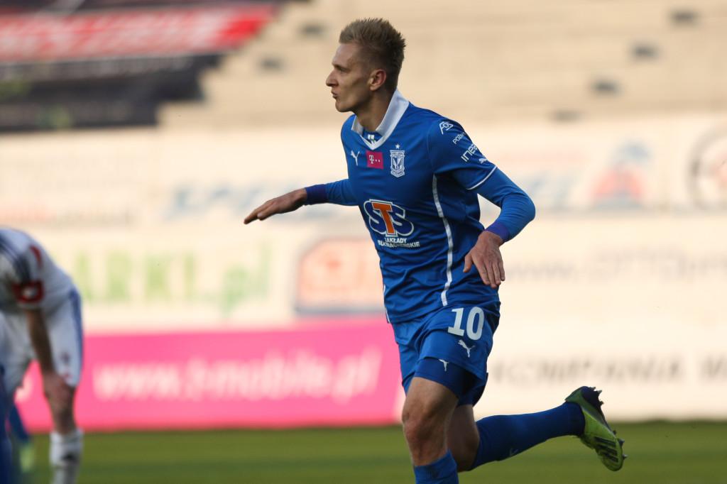 Łukasz Teodorczyk - fot. T-Mobile Ekstraklasa / x-news