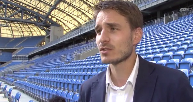 Piotr Rutkowski - fot. screen z youtbue.com/LechTV