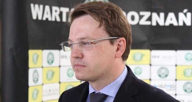 Maciej Dittmajer - fot. wartapoznansa.pl