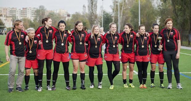 Black Roses Posnania - fot. facebook.com/blackrosesposnania