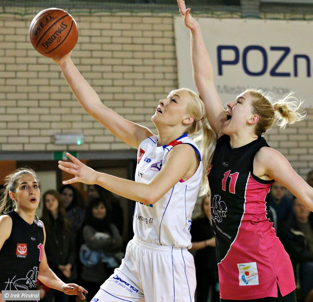 Barbara Skowronek (JTC MUKS Poznań) - fot. Irek Pindral